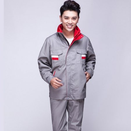 KTGF-307 冬季长袖棉衣工作服