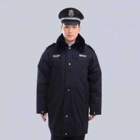 KTGF-306 冬季棉服保安服大衣